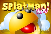 Flash игра Splatman