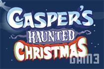Flash игра Casper's Haunted Christmas
